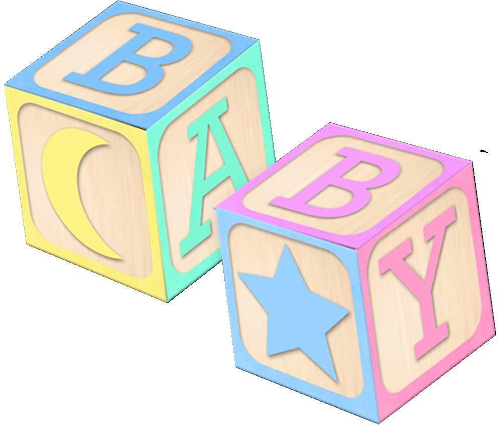 Abc blocks blank baby blocks clipart clip art library