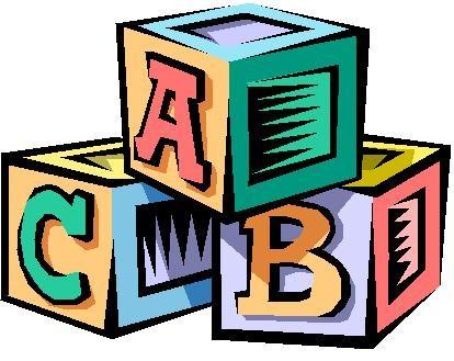 Abc blocks block border cliparts free download clip art