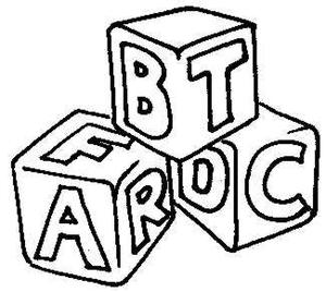 Abc blocks clipart clip art library 2