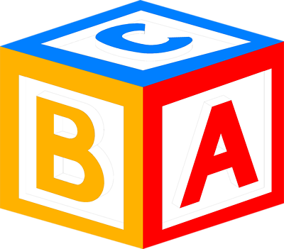 Abc blocks clipart co image