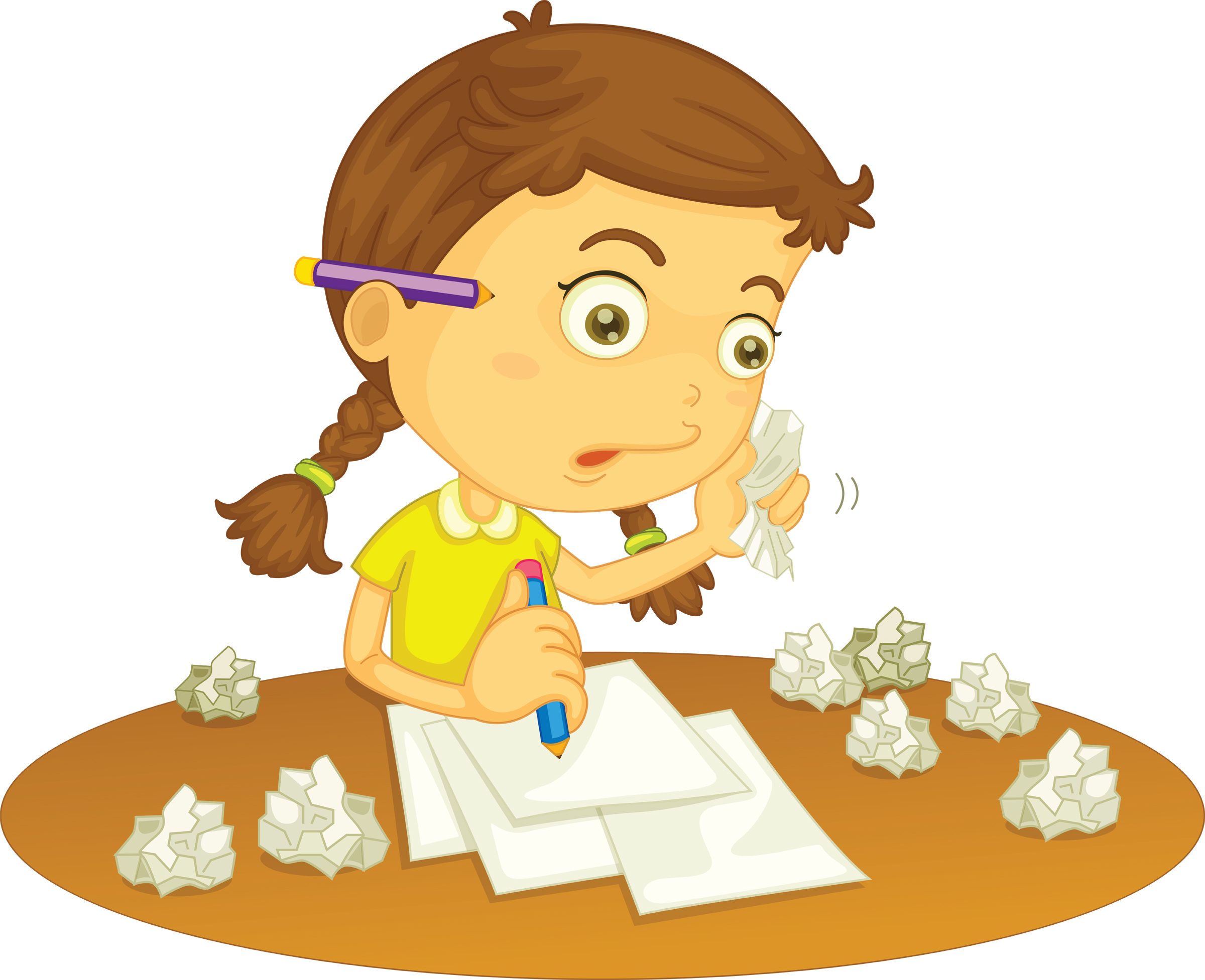 Doing homework homework clip art for kids free clipart images 8 wikiclipart 2