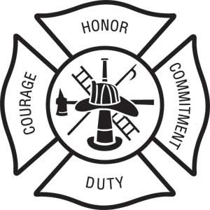 Firefighter  black and white firefighter clipart ideas on clipart images 4