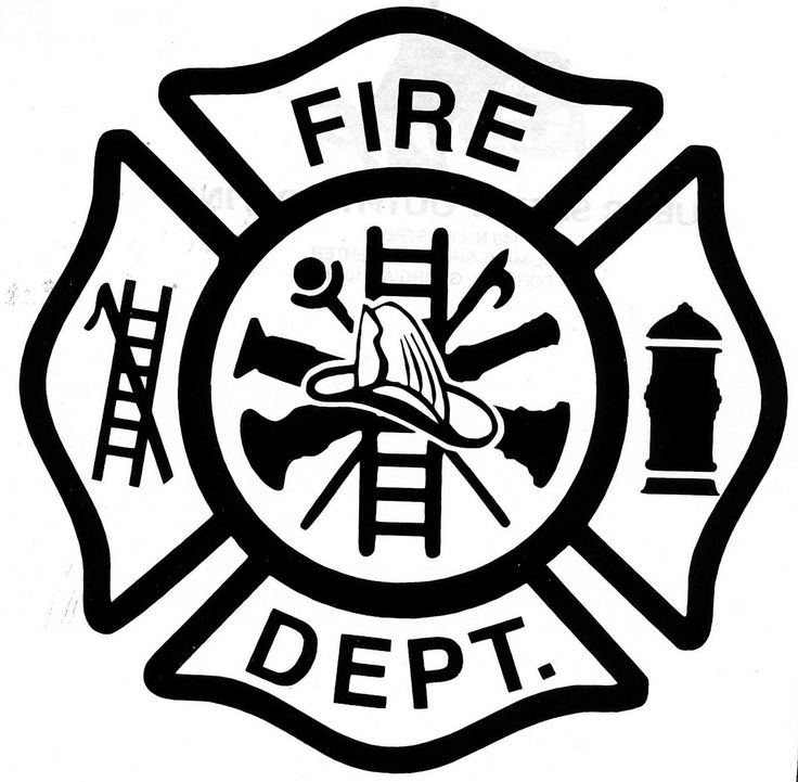 Firefighter  black and white firefighter clipart ideas on clipart images 5