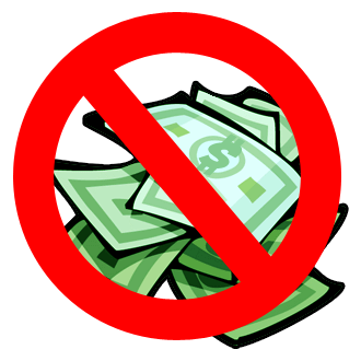 No Money Free Download Clip Art On Clipart Library Wikiclipart