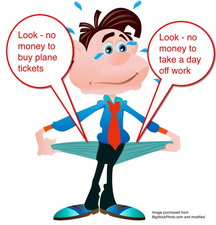 No money need money clipart