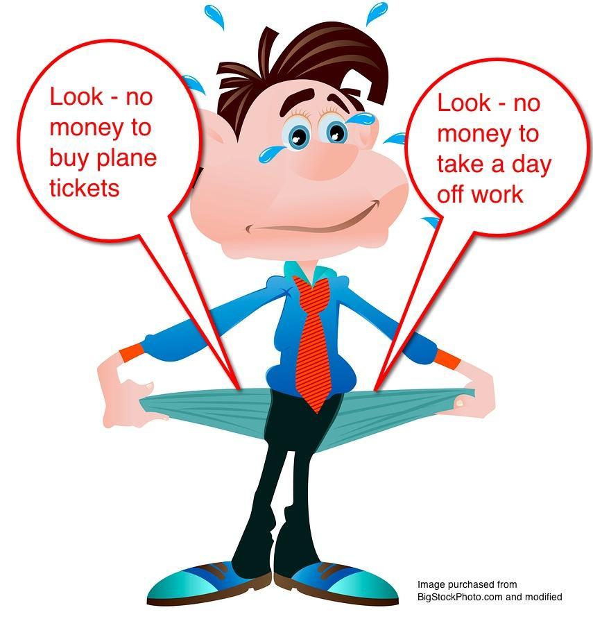 No money need money clipart