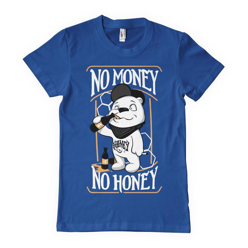 No money no honey shirt clip art tshirt factory