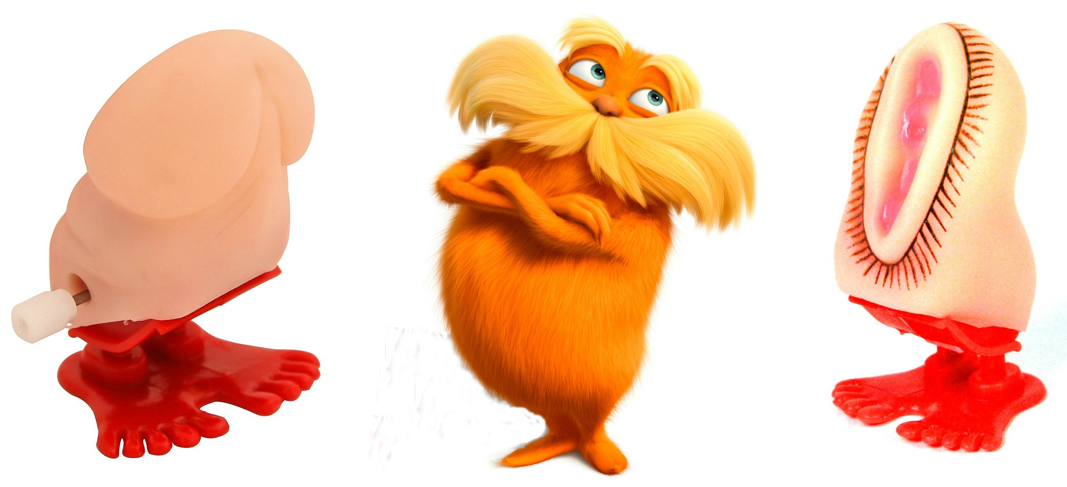 Am the lorax and speak for parts peaches clip art