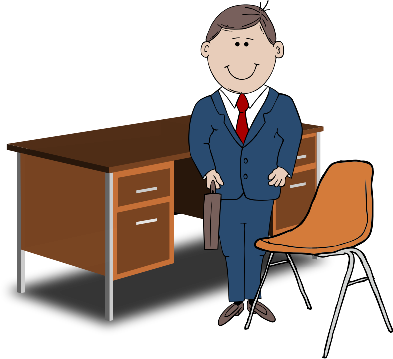 Director free to use clip art