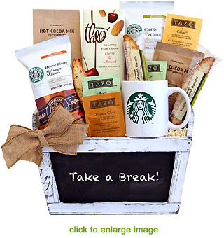 Gift basket starbucks coffee clip art coffee t basket clip art car 2