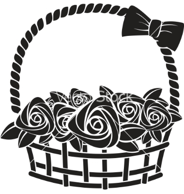 Gift basket t basket cartoon clipart 2 wikiclipart