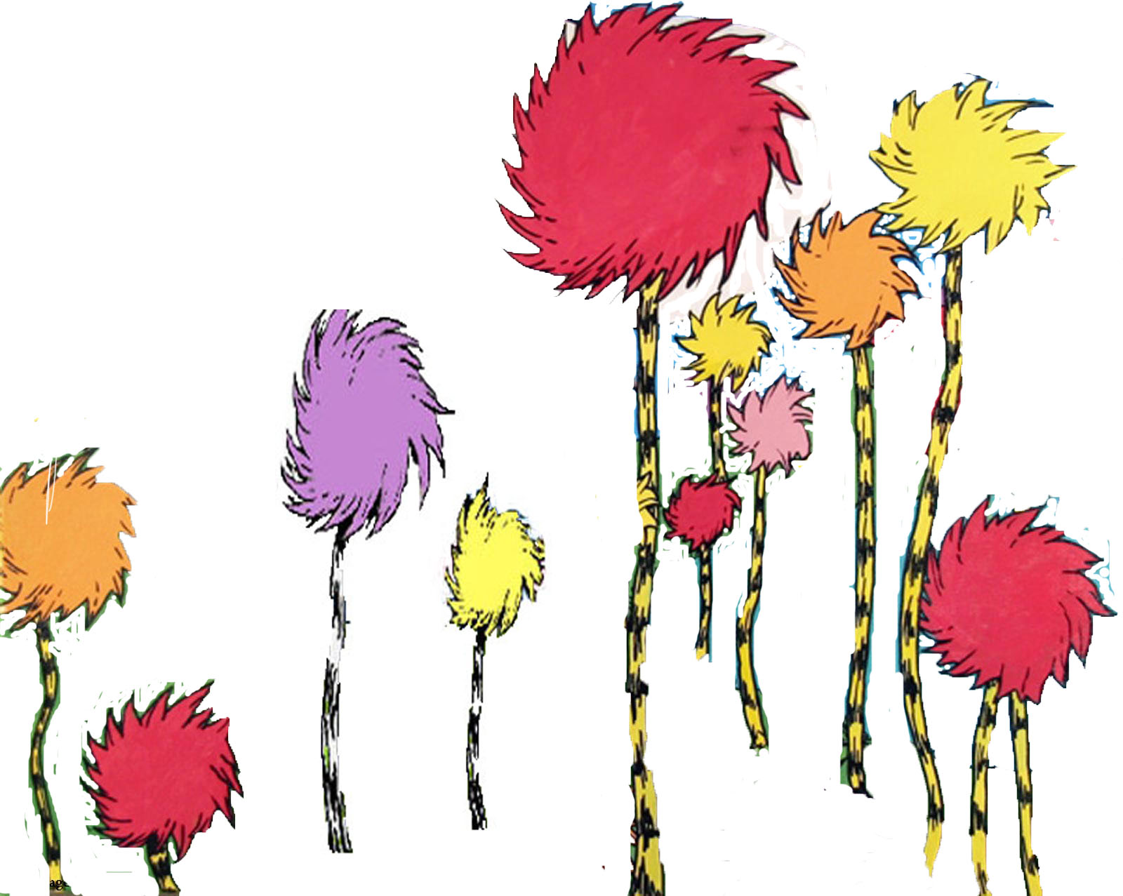 Paradisa entries tagged with the lorax clipart