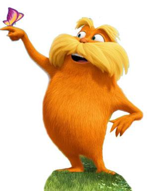 The lorax a decent movie but too preachy skyline view clip art