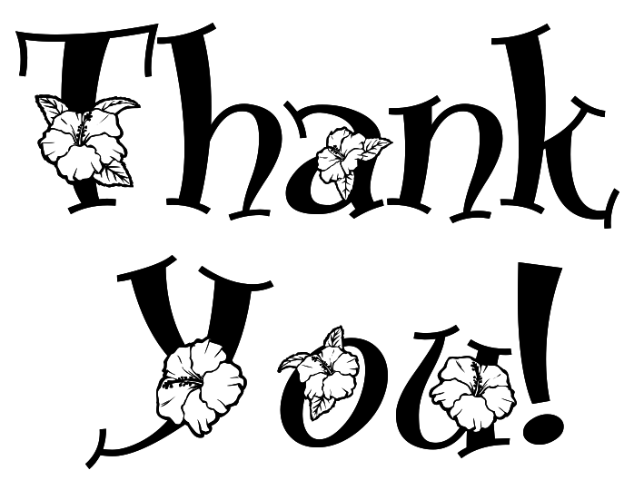 Christmas thank you clip art 2 2