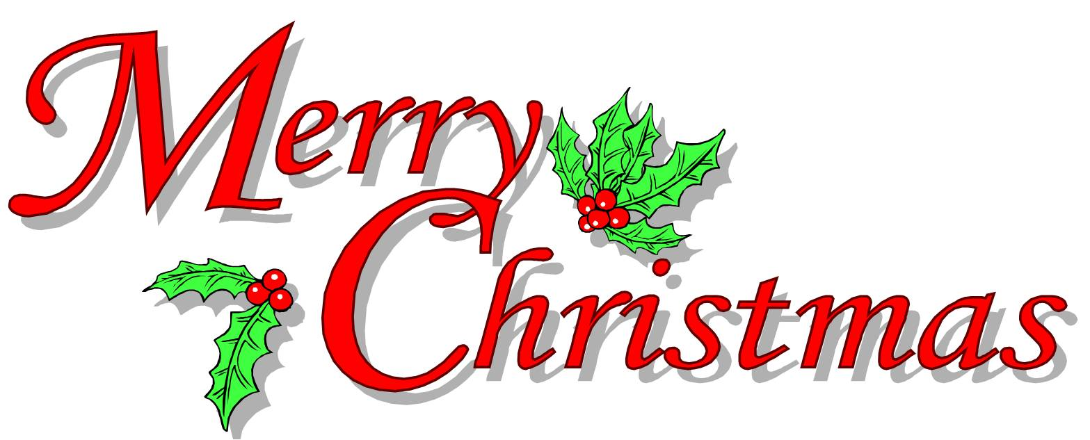 Christmas thank you clip art 4