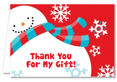 Christmas thank you notes madinbelgrade clipart