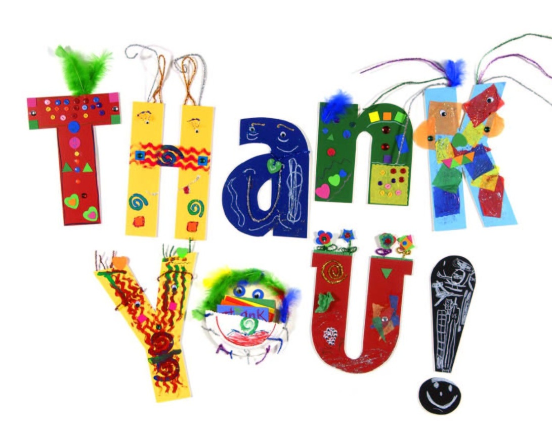 Christmas thank you thank you clipart biezumd 6 clipartpost