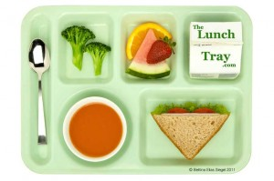 Free school lunch tray clipart clip art library