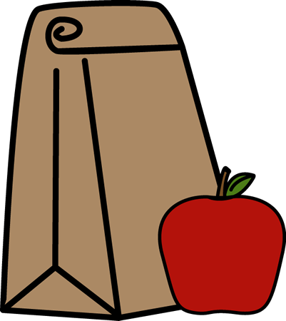 Graphics for school lunch tray clip art