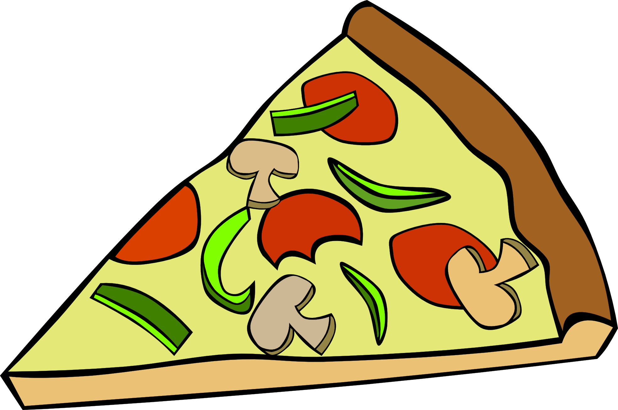 Lunch tray clipart 3