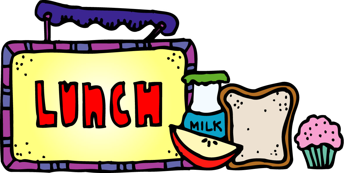 Lunch tray lunch clip art free clipart images