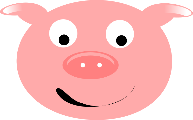 Pig face download pig clip art free cute clipart of baby pigs