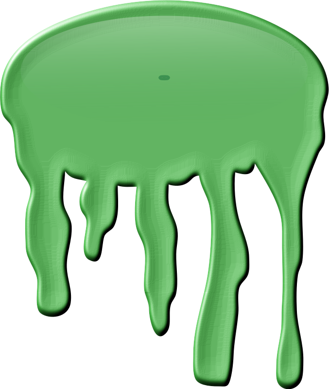 Slime clipart cliparts for you