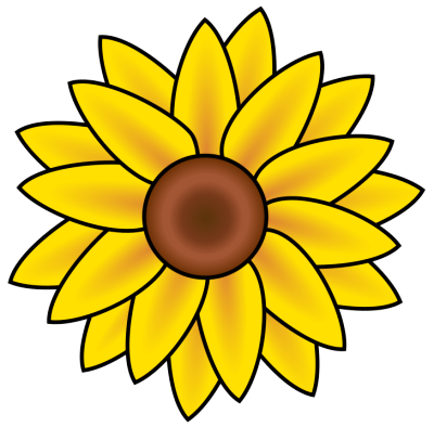 Sunflower  free free sunflower clipart flower clip art images and