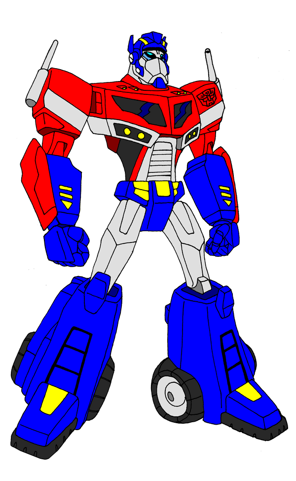 Transformers clipart optimus prime