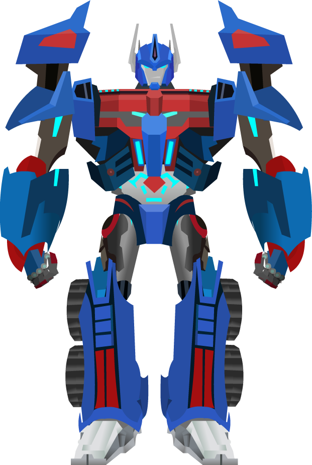 Transformers clipart transformers prime pencil and in color