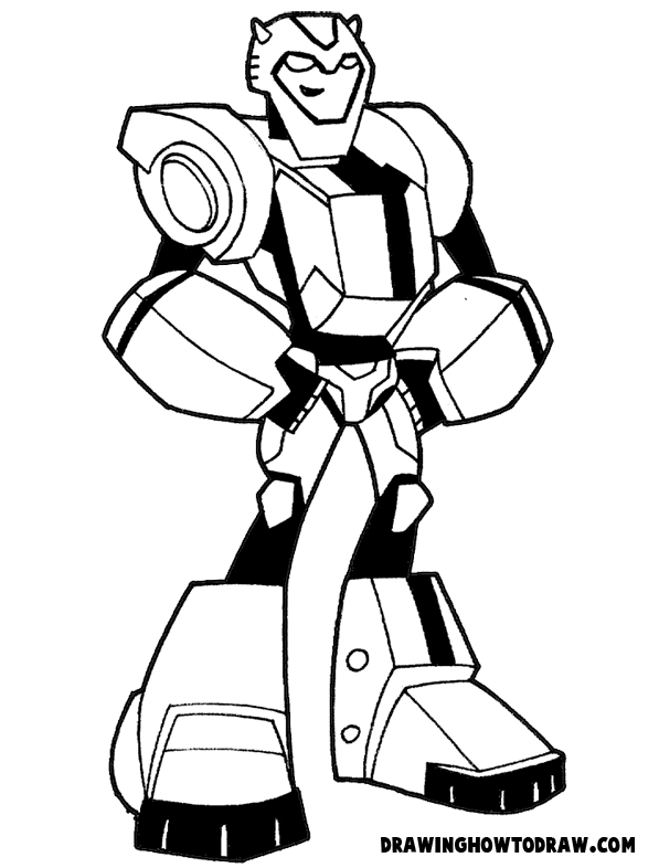 Transformers coloring pages transformer prime clipart