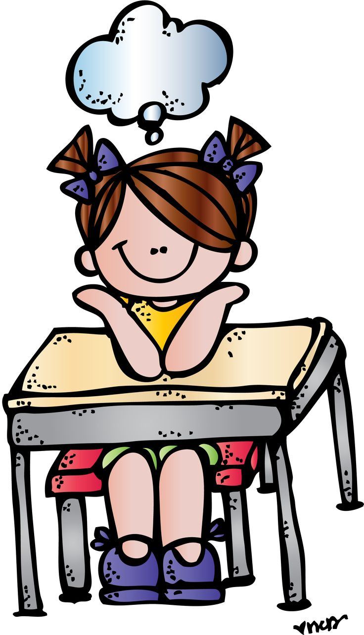 Child thinking clipart clip art library