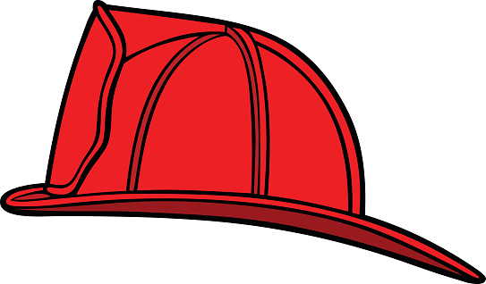 Fire hat cliparts vector free download clip art