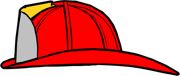 Fire hat fireman hat clip art library