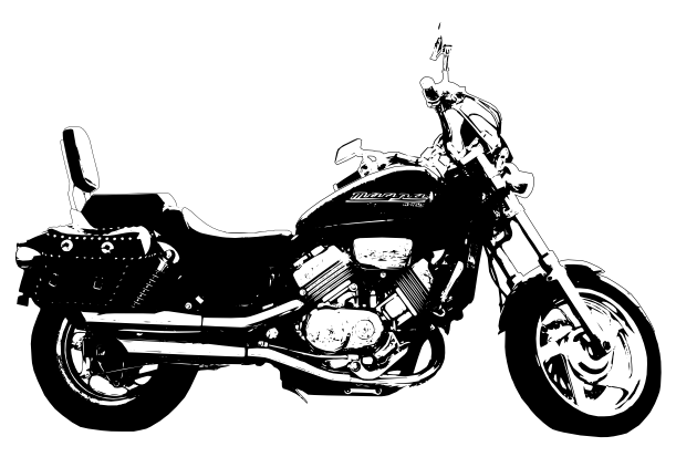 Motorcycle  black and white free motorcycle clipart clip art pictures graphics 4 clipartbarn